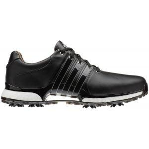 adidas Tour 360 XT Golf Shoes 2020 Black/Silver - ON SALE