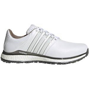 adidas Tour360 XT-SL Spikeless Golf Shoes White/White/Silver