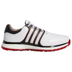 Adidas Tour360 XT SL Spikeless Golf Shoes 2019 White/Scarlet