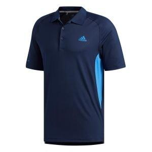 adidas Ultimate365 Climacool Solid Golf Polo Shirt