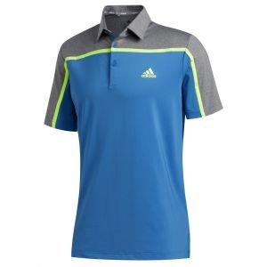 adidas Ultimate365 Colorblock Golf Polo