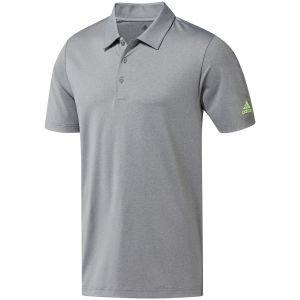 Adidas Ultimate365 Heather Golf Polo Shirt