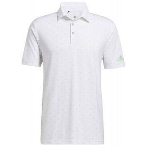 adidas Ultimate365 Printed Golf Polo Shirt