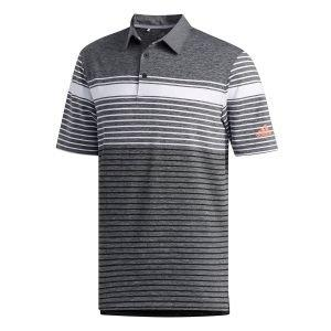 adidas Ultimate365 Engineered Heathered Golf Polo