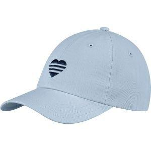 adidas Womens 3-Stripes Heart Golf Hat