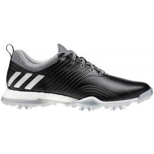 adidas Womens Adipower 4orged Golf Shoes Black/Silver/Onix