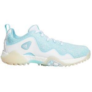 adidas Womens CodeChaos 21 Golf Shoes Hazy Sky/White/Light Grey