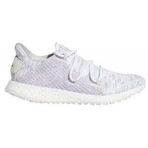 adidas Womens Crossknit Dpr Golf Shoes 2020 - White/Purple Tint