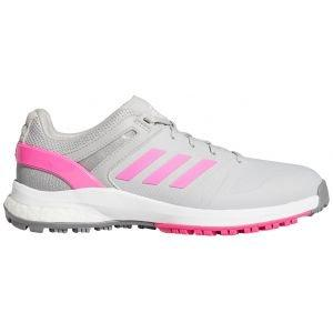 adidas Womens EQT Spikeless Golf Shoes Grey/Pink/Grey