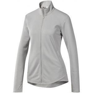 adidas Womens Essentials Sweatshirt Jacket