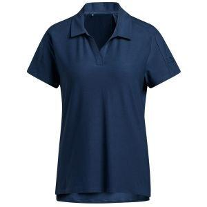 adidas Women's Go-To Primegreen Golf Polo Shirt
