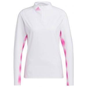 adidas Women's HEAT.RDY Long Sleeve Mock Golf Top