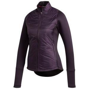 adidas Womens Hybrid Quilted Golf Jacket
