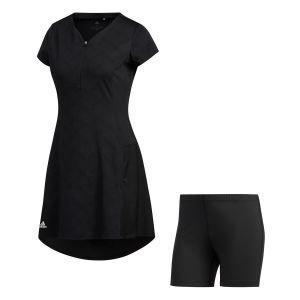 adidas Womens Jacquard Golf Dress - ON SALE