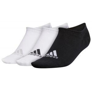 adidas Women's No-Show Liner Golf Socks 3-Pack