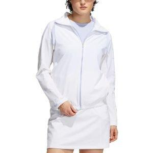 adidas Women's Printed Primeblue Golf Jacket