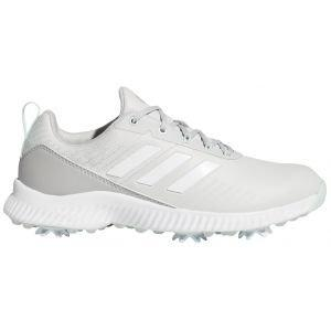 Adidas Womens Response Bounce 2.0 Golf Shoes Grey/White/Grey 2020