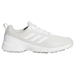 adidas Womens Response Bounce SL Golf Shoes White/Grey/Silver - ON SALE