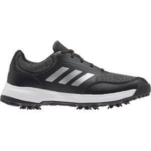 adidas Womens Tech Response 2.0 Golf Shoes Black/Silver/Grey