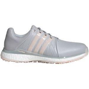 adidas Womens Tour360 XT-SL Spikeless Golf Shoes Grey/Pink/Silver