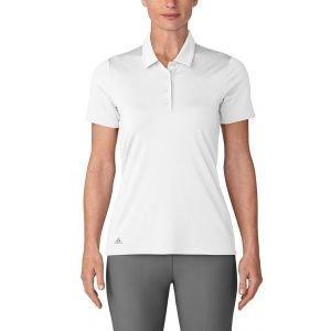 adidas Womens Ultimate 365 Polo Golf Shirt - ON SALE