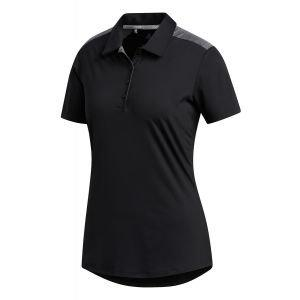 adidas Womens Ultimate 365 Solid Golf Polo - ON SALE