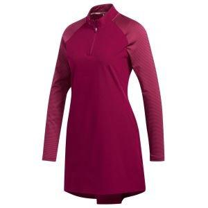 adidas Ladies UPF50 Long Sleeve Golf Dress