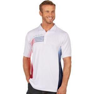 Antigua Liberty Golf Polo