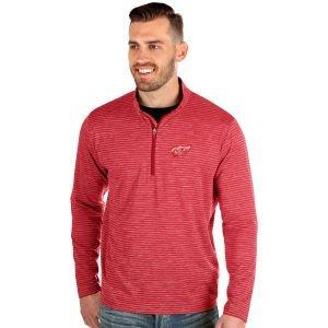 Antigua Detroit Red Wings Capacity Golf Pullover