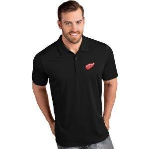 Antigua Detroit Red Wings Tribute Golf Polo