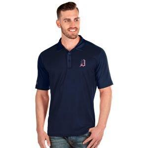 Antigua Detroit Tigers Flash Golf Polo