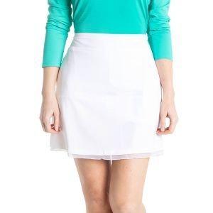 Bette & Court Women's Flip Golf Skirt