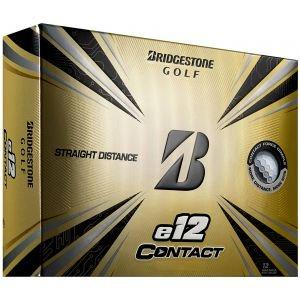 Bridgestone e12 CONTACT Golf Balls
