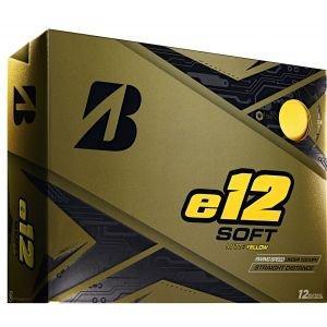 Bridgestone E12 Soft Golf Balls Yellow