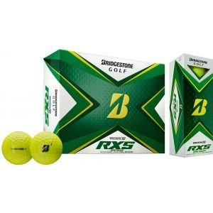 Bridgestone Tour B RXS Yellow Golf Balls 2020
