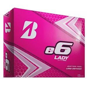 Bridgestone Womens E6 Lady Golf Balls
