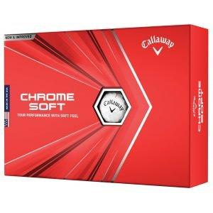 Callaway Chrome Soft Golf Balls 2020
