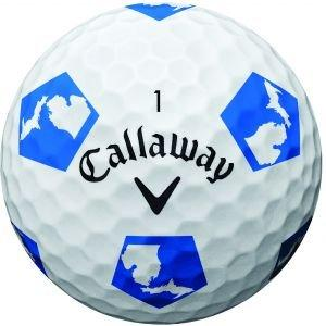 Callaway Chrome Soft Truvis State Of Michigan Golf Balls 2020