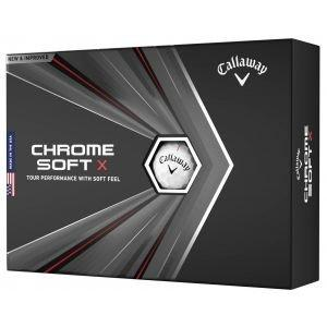 Callaway Chrome Soft X Golf Balls 2020