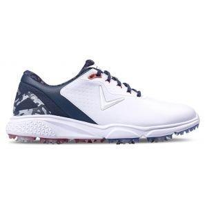 Callaway Coronado V2 Golf Shoes White/Blue/Red