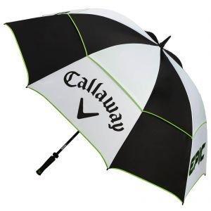 "Callaway Epic Speed 68"" Double Canopy Golf Umbrella"