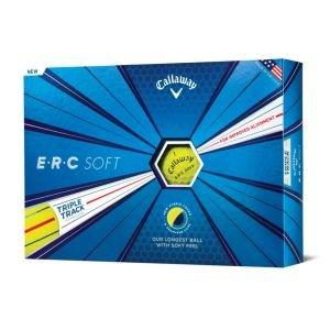 Callaway Erc Soft Golf Balls Yellow