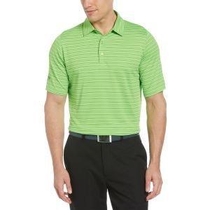 Callaway Fine Line Ventilated Stripe Golf Polo