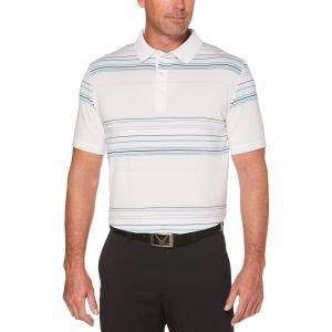 Callaway Golf Fine Line Roadmap Stripe Polo