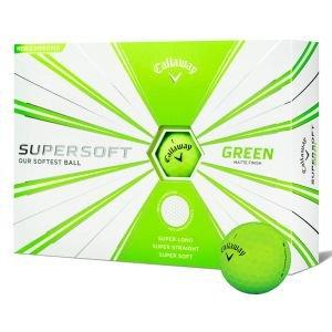 Callaway Supersoft Matte Color Golf Balls