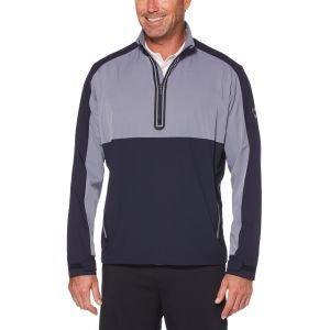 Callaway Swing Tech 1/4 Zip Color Block Golf Windshirt