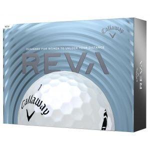 Callaway Women's REVA Golf Balls Packaging