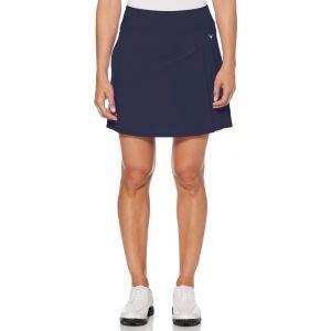 "Callaway Ladies 18"" Side Pleat TrueSculpt Golf Skort"