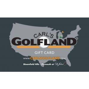 $20 Carl's Golfland Gift Card With Ecco Golf Shoe Purchase