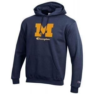 Champion University Of Michigan Fleece Hoodie